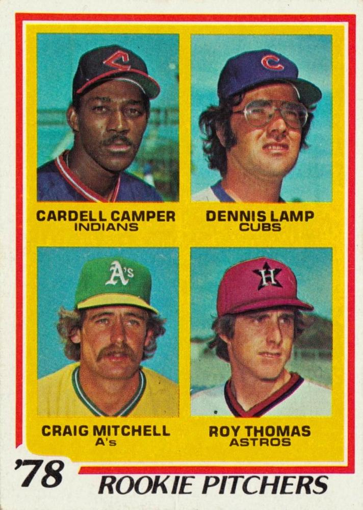 Cardell Camper (THE TOPPS COMPANY)