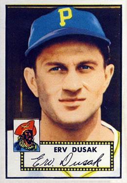 Erv Dusak (THE TOPPS COMPANY)