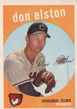Don Elston (THE TOPPS COMPANY)