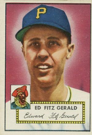 Ed Fitz Gerald (THE TOPPS COMPANY)