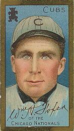 Bill Foxen (TRADING CARD DB)