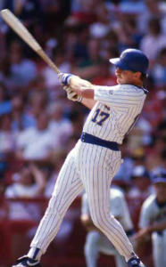 Jim Gantner (MILWAUKEE BREWERS)