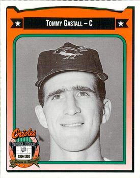 Tom Gastall (TRADING CARD DB)