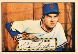 Tookie Gilbert (THE TOPPS COMPANY)