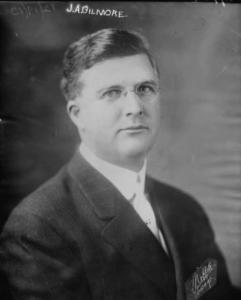James Gilmore (Bain Collection, Library of Congress)