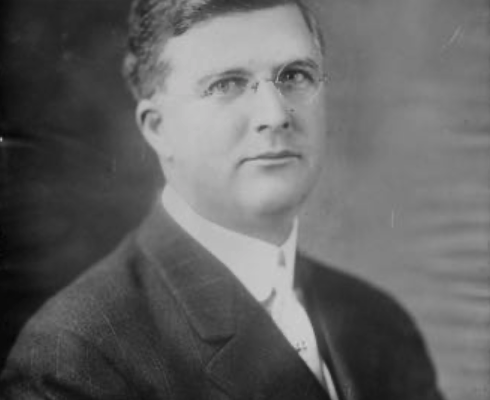 James A. Gilmore (NATIONAL BASEBALL HALL OF FAME LIBRARY)