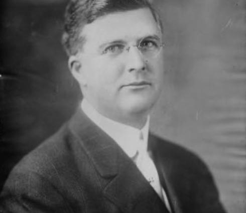 James A. Gilmore (NATIONAL BASEBALL HALL OF FAME LIBRARY)