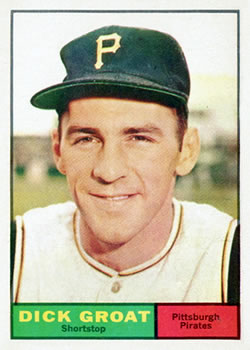 Dick Groat (THE TOPPS COMPANY)