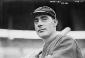 Charles Hanford (Bain Collection, Library of Congress)
