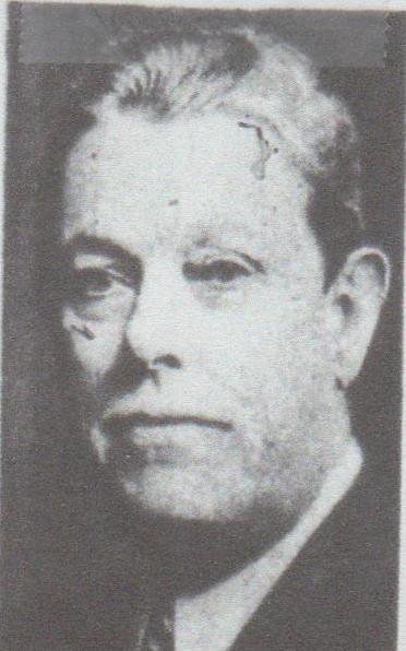 Rep. Jack Haskell, circa 1935 (COURTESY OF BILL LAMB)