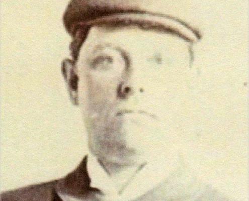 Jack Haskell (COURTESY OF BILL LAMB)
