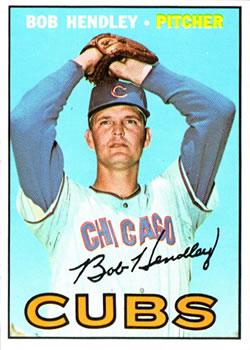 Bob Hendley (THE TOPPS COMPANY)