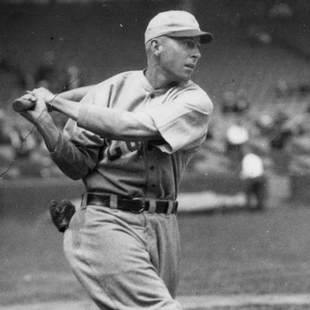 Charlie Hollocher (NATIONAL BASEBALL HALL OF FAME LIBRARY)