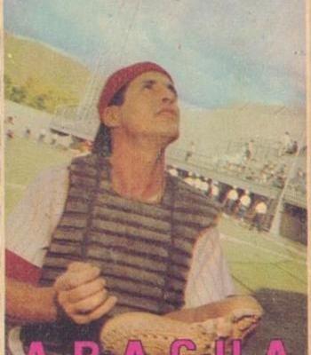 """Enrique """"Hank"""" Izquierdo (TRADING CARD DB)"""