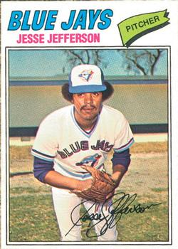 Jesse Jefferson (THE TOPPS COMPANY)