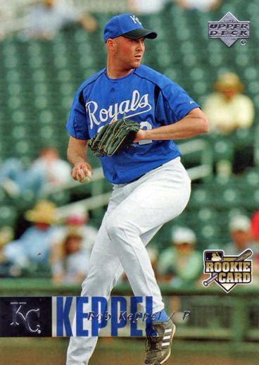 Bobby Keppel (TRADING CARD DB)