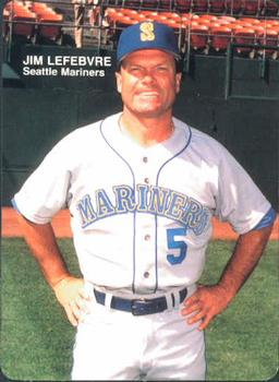 Jim Lefebvre (TRADING CARD DB)