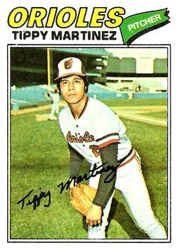Tippy Martinez (THE TOPPS COMPANY)