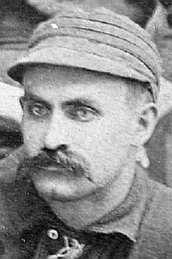 Cliff Matteson (SABR PICTORIAL HISTORY COMMITTEE)