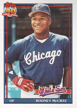 Rodney McCray (THE TOPPS COMPANY)