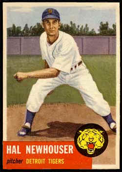 Hal Newhouser (THE TOPPS COMPANY)