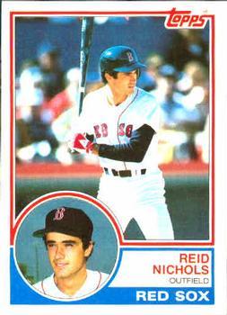 Reid Nichols (THE TOPPS COMPANY)