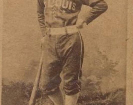 Parson Nicholson (TRADING CARD DB)