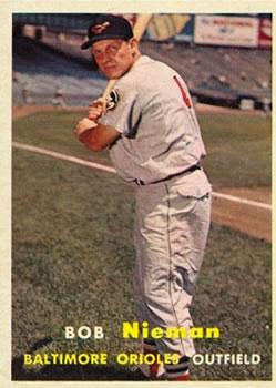 Bob Nieman (THE TOPPS COMPANY)