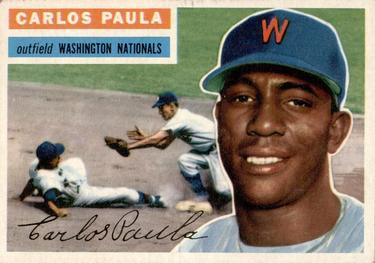 Carlos Paula (THE TOPPS COMPANY)