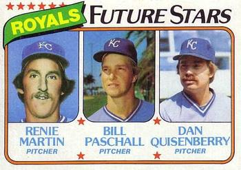 Dan Quisenberry (THE TOPPS COMPANY)
