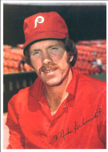 Mike Schmidt (TRADING CARD DB)