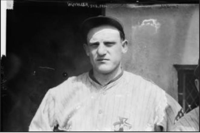 Ward Miller (Bain Collection, Library of Congress)