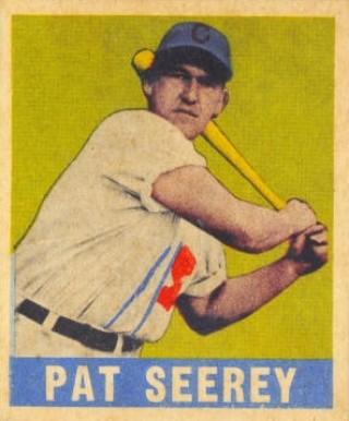Pat Seerey (TRADING CARD DB)