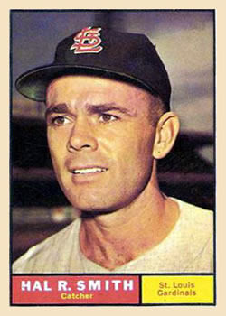 Hal R. Smith (THE TOPPS COMPANY)