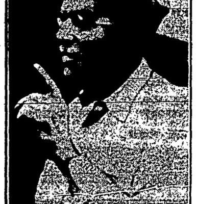 George Stovey (GRIT MAGAZINE, November 4, 1945)
