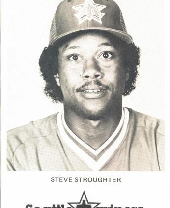 Steve Stroughter (TRADING CARD DB)