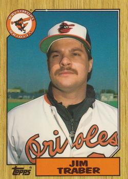 Jim Traber (THE TOPPS COMPANY)