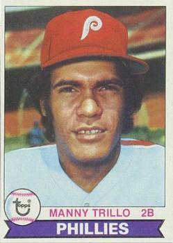 Manny Trillo (THE TOPPS COMPANY)