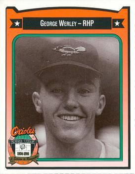 George Werley (TRADING CARD DB)