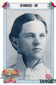 Ed Wheeler (TRADING CARD DB)