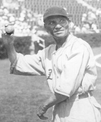 Sol White (NATIONAL BASEBALL HALL OF FAME LIBRARY)