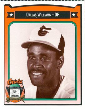 Dallas Williams (TRADING CARD DB)