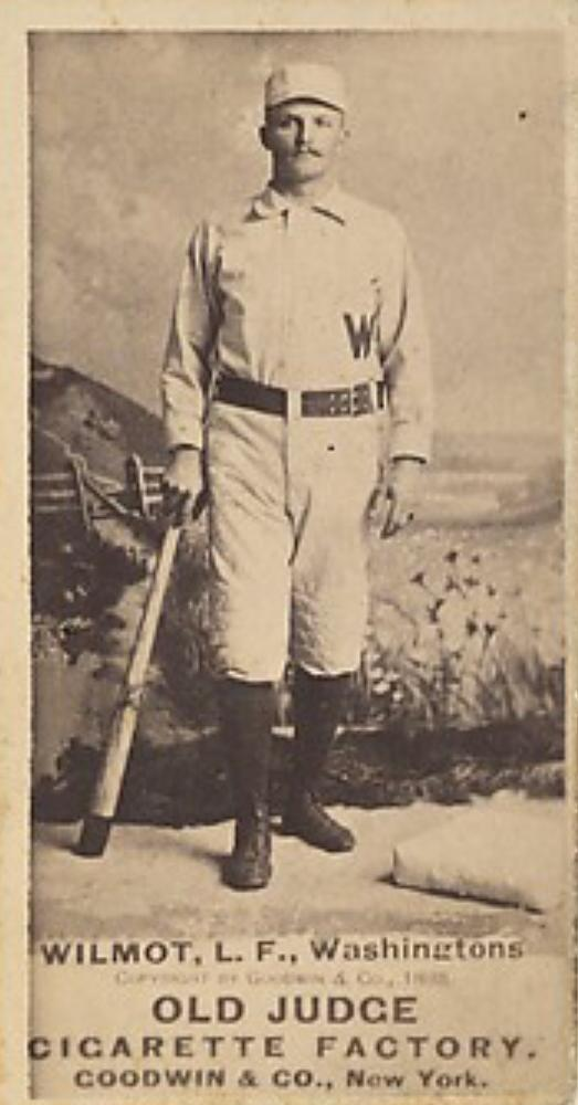 Walt Wilmot (TRADING CARD DB)