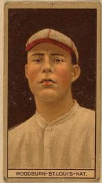 Gene Woodburn (TRADING CARD DB)