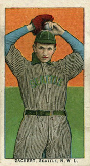 George Zackert (TRADING CARD DB)