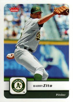 Barry Zito (TRADING CARD DB)