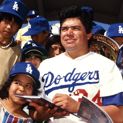 Fernando Valenzuela (LOS ANGELES DODGERS)