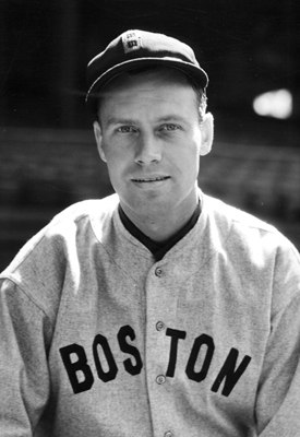Pitched from 1927-1941 and hit 38 career homers.