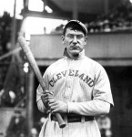 In 1906, Cleveland player-manager was second in AL batting at .355.