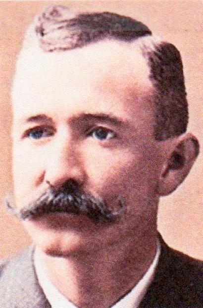 Bill Watkins, circa 1887 (COURTESY OF BILL LAMB)